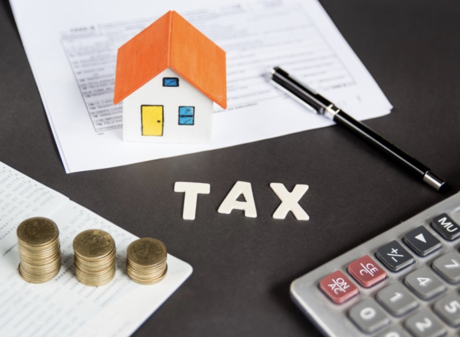La tributación en las operaciones inmobiliarias