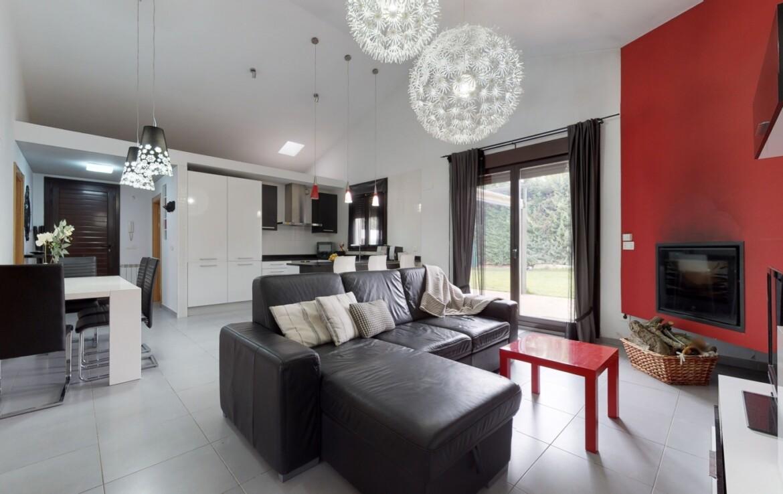 Preciosa casa independiente en Biurrun