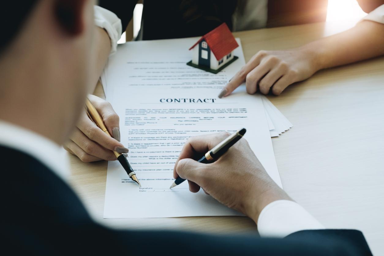 Alquilar con garantías con contrato de alquiler
